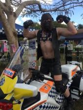 Police Puppy - Pride 2014