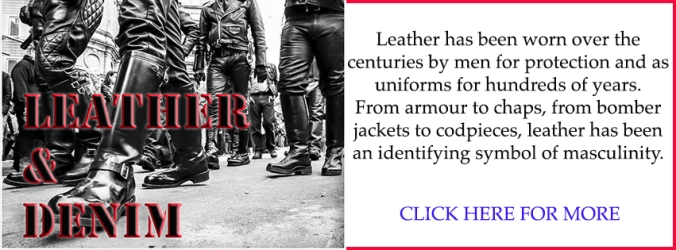 KINK Buttons Leather