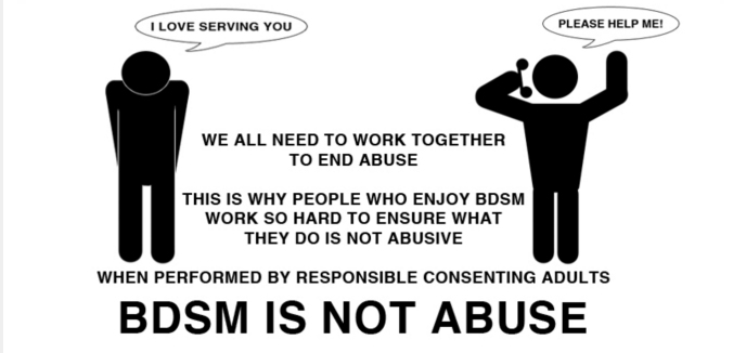 The difference between BDSM & Abuse 5
