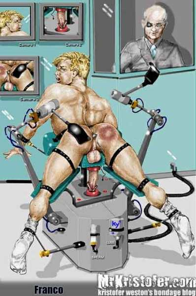 femdom-male-milking-machine-with-dildos-nude