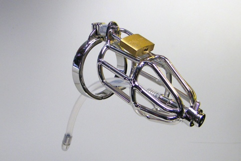 Stainless-steel-male-chastity-cage-chastity-device-Urethral-font-b-sound-b-font-urethral-plug-chastity